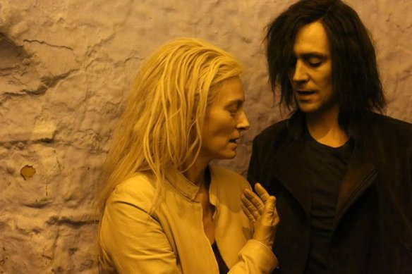 Only lovers left alive (movie)