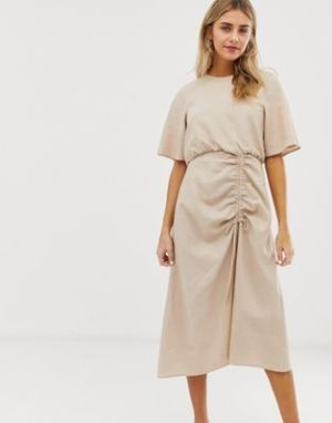Ruched dress - Asos
