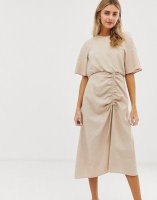 Ruched dress - Asos